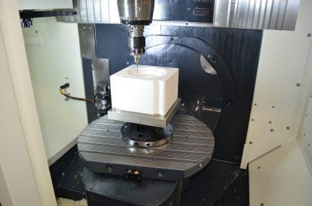 Machined Components At Dalau