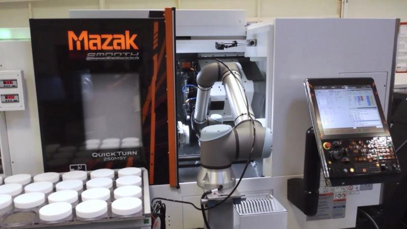 Cobot - an interactive robot